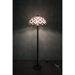 Stojąca Lampa Witrażowa w Stylu Tiffany !