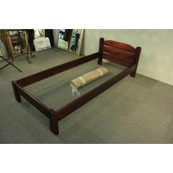 Łóżko Sosnowe 90 x 200cm ze Stelażem