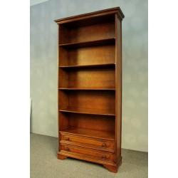 Włoska Biblioteka z Szufladami - Odkryta