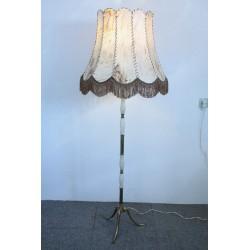 Lampa Stojąca z Onyksem - Abażur