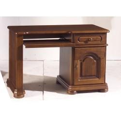 Biurko Dębowe bis z Drzwiami
